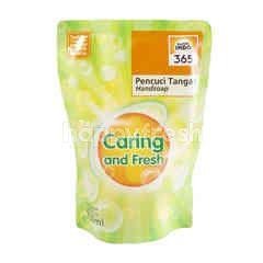 Super Indo 365 Sabun Pencuci Tangan Merawat dan Menyegarkan