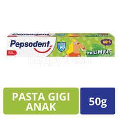 Pepsodent Kids Pasta Gigi Mild Mint