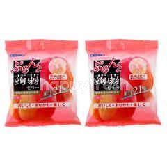 Orihiro Konjac Jelly Purun To Konnyaku (20g X 6)