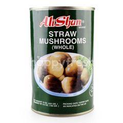Ali Shan Straw Mushrooms Whole