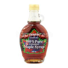 Queen 100% Pure Canadian Maple Syrup