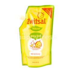 Zwitsal Natural Baby Bath Milk & Honey