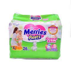 Merries Baby Napkin (26 Pieces)