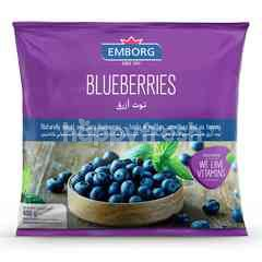 Emborg Fresh Frozen Blueberries