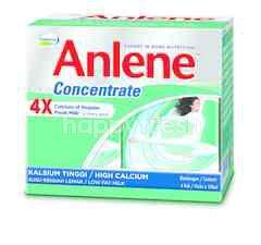 FONTERRA High Calcium Anlene Concentrate Milk (4 Packs)