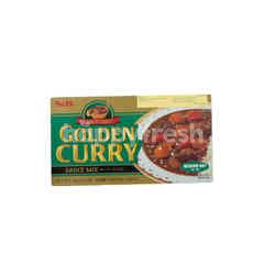 Golden Curry Sauce Mix Medium Hot