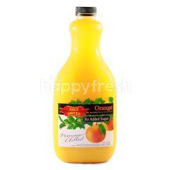 Juice United Orange Less Sugar