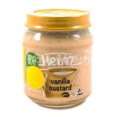 Heinz Baby Custard Vanilla 6+ Months