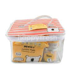 Baby Moby Cotton Pads Beauty Set