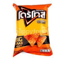 Doritos Corn Tortilla Chip Nacho Cheese Flavour
