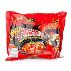 Instant Ramen Extreme Hot Chicken Flavor