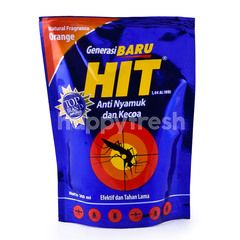 Hit Anti Mosquito, Flies and Cockroaches Orange Refill