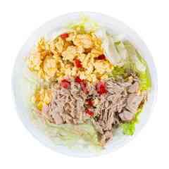 Aeon Tuna & Scramble Egg Salad