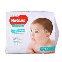 Huggies Diapers Size S (80 Pieces)