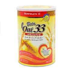 Sunfield's Beta Oat 33