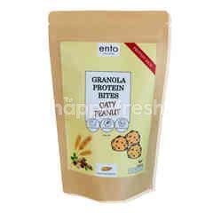 Ento Granola Protein Bites - Oaty Peanut
