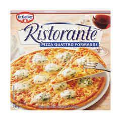 Dr. Oetker Quattro Formaggi Ristorante Pizza