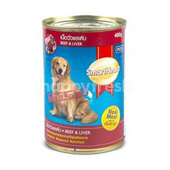 Smart Heart Beef & Liver Flavour Dog Food