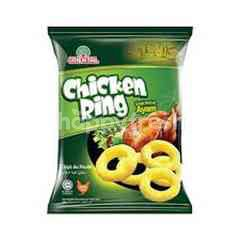 Oriental Family Pack Chicken Flavour Chicken Ring (10 Packet)