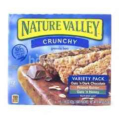Nature Valley Crunchy Granola Bar Variasi Rasa