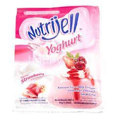 Nutrijell Powdered Yogurt Jelly Strawberry
