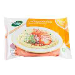 Pranprai Hokkien Noodle With Red Pork