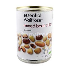 Essential Waitrose Mixed Bean Salad