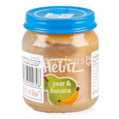 Heinz Baby Food Concentrated Pear & Banana