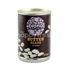 Biona Organic Butter Beans In Water