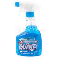 Cling Ocean Fresh Glass Cleane