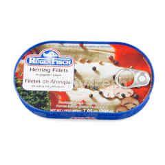 Rugen Fisch Herring Fillet In Paprika Sauce