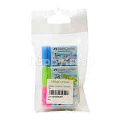 Faber Castell Erasers (3 Units)
