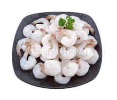 Food Diary Fz Raw Peeled Deveined Tail On White Shrimp 31 - 40 Pcs.