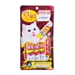 Ciao Stick Tuna (Maguro) In Jelly Cat Treat
