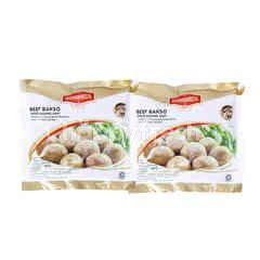 Bonanza Bakso Daging Sapi (Paket Isi 2 Bungkus)