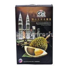 Gou Wang Fruits Musang King Frozen Durian Pulp