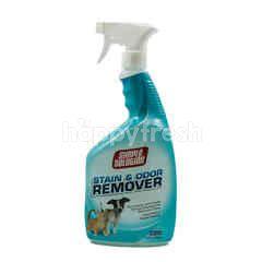 Simple Solution Spray Penghilang Noda dan Bau