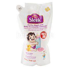 Sleek Botol Dot dan Pembersih Peralatan Bayi