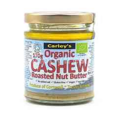 Carley's Organic Cashew