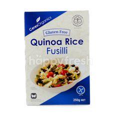 Ceres Organics Gluten-Free Quinoa Rice Fusilli Pasta