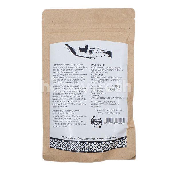 Kakoa Cocoa Nibs with Mixed Spices