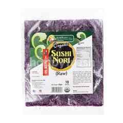 Health Paradise Organic Sushi Nori (Raw)