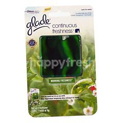 Glade Continuous Freshness Morning Freshness Air Freshener