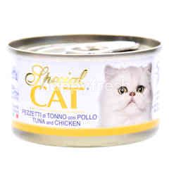 SPECIAL CAT Tuna And Chicken