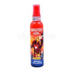 Master Kids Iron Man Spray Cologne