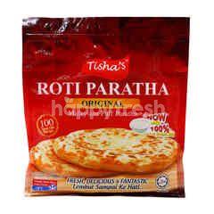 Tisha's Original Malaysian Puff Paratha (5 Pieces)