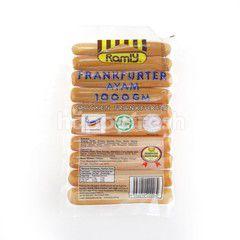 Ramly Chicken Frankfurters