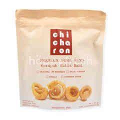 Chicaron Kerupuk Kulit Babi BBQ Premium
