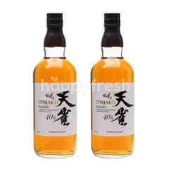 Tenjaku Japanese Whisky 2 Bottles Get Special Price