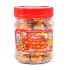 SING LONG Almond Cookies